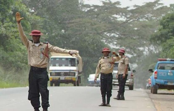 FRSC Enjoins Passengers To Always Caution Reckless Drivers | The Mail News
