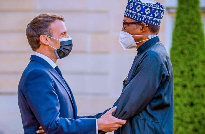 Buhari France